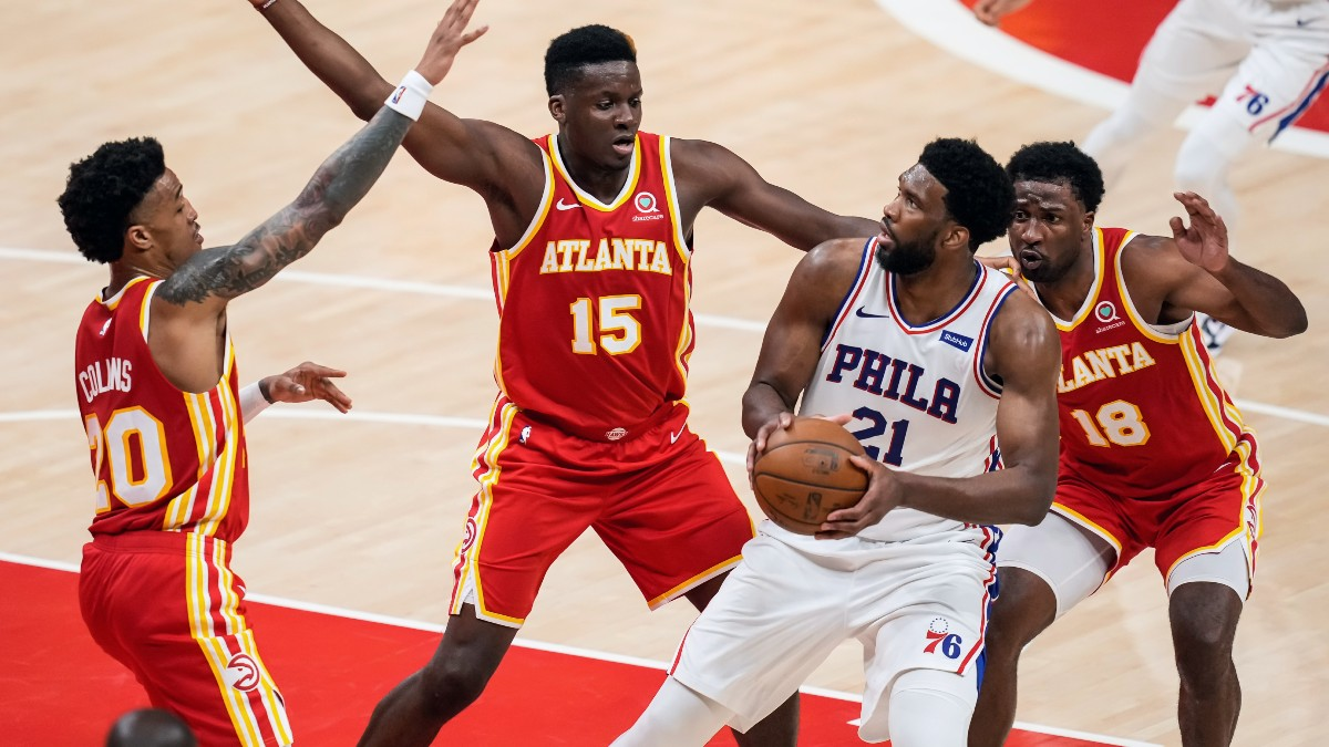 Sixers' improved offensive efficiency on display in Game 3 victory