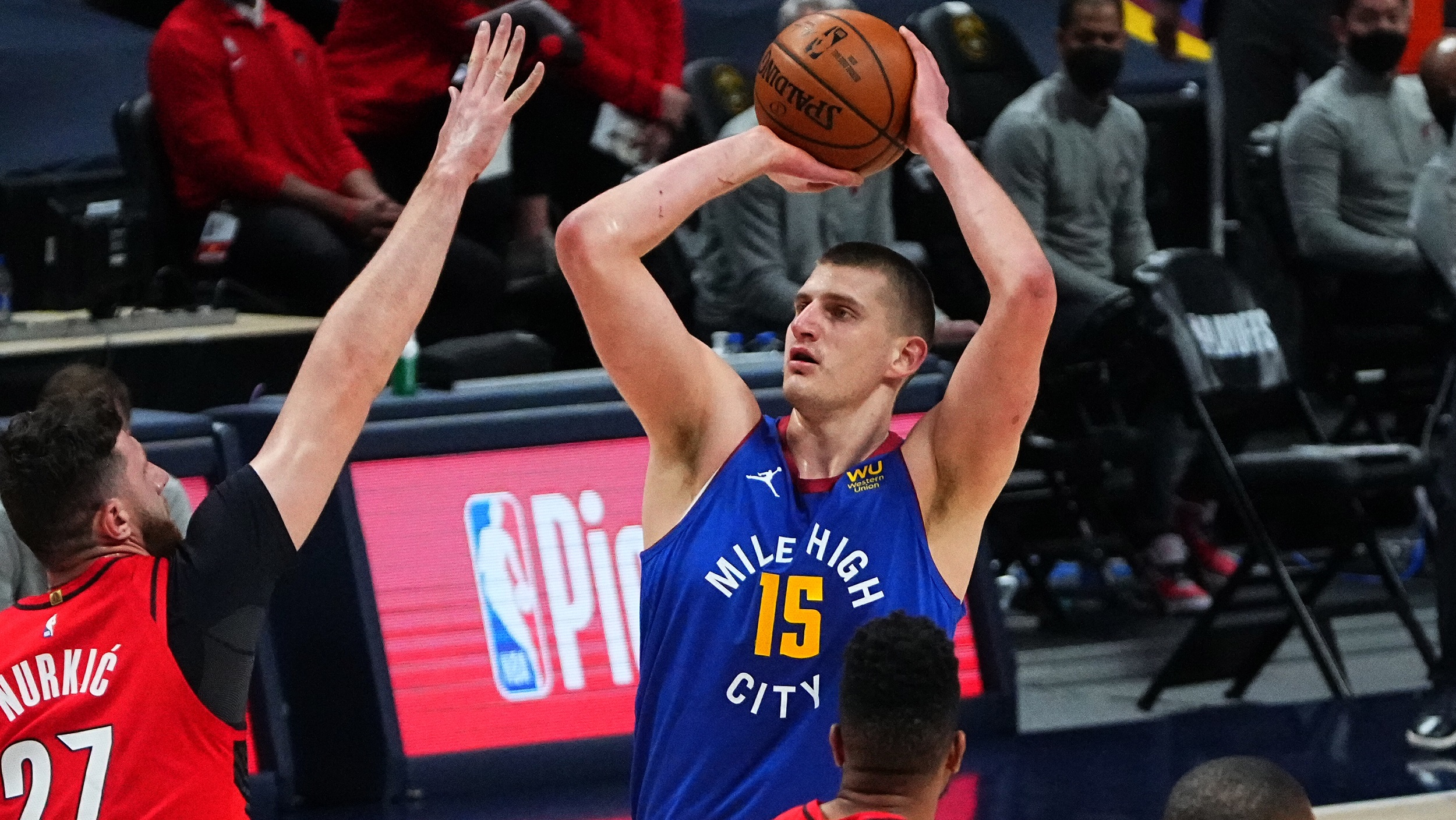 Nikola Jokic (38 points) Highlights vs. Portland Trail Blazers