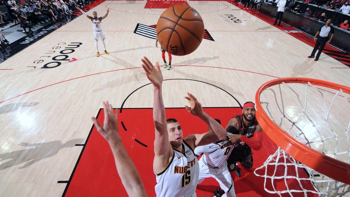Nikola Jokic (36 points) highlights vs. Portland Trail Blazers