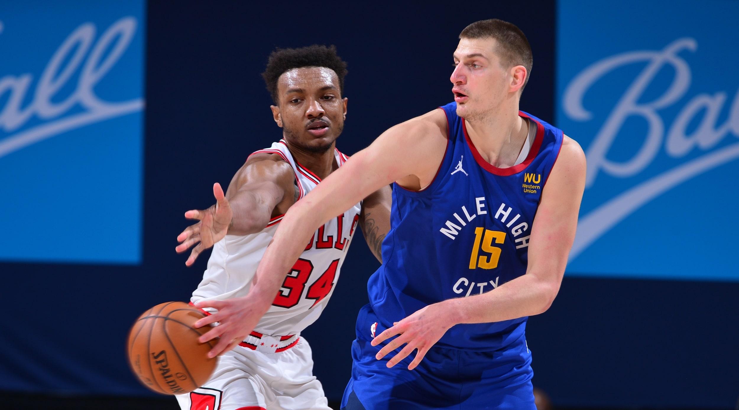 Denver Nuggets center Nikola Jokic captures 2020-21 Kia NBA MVP