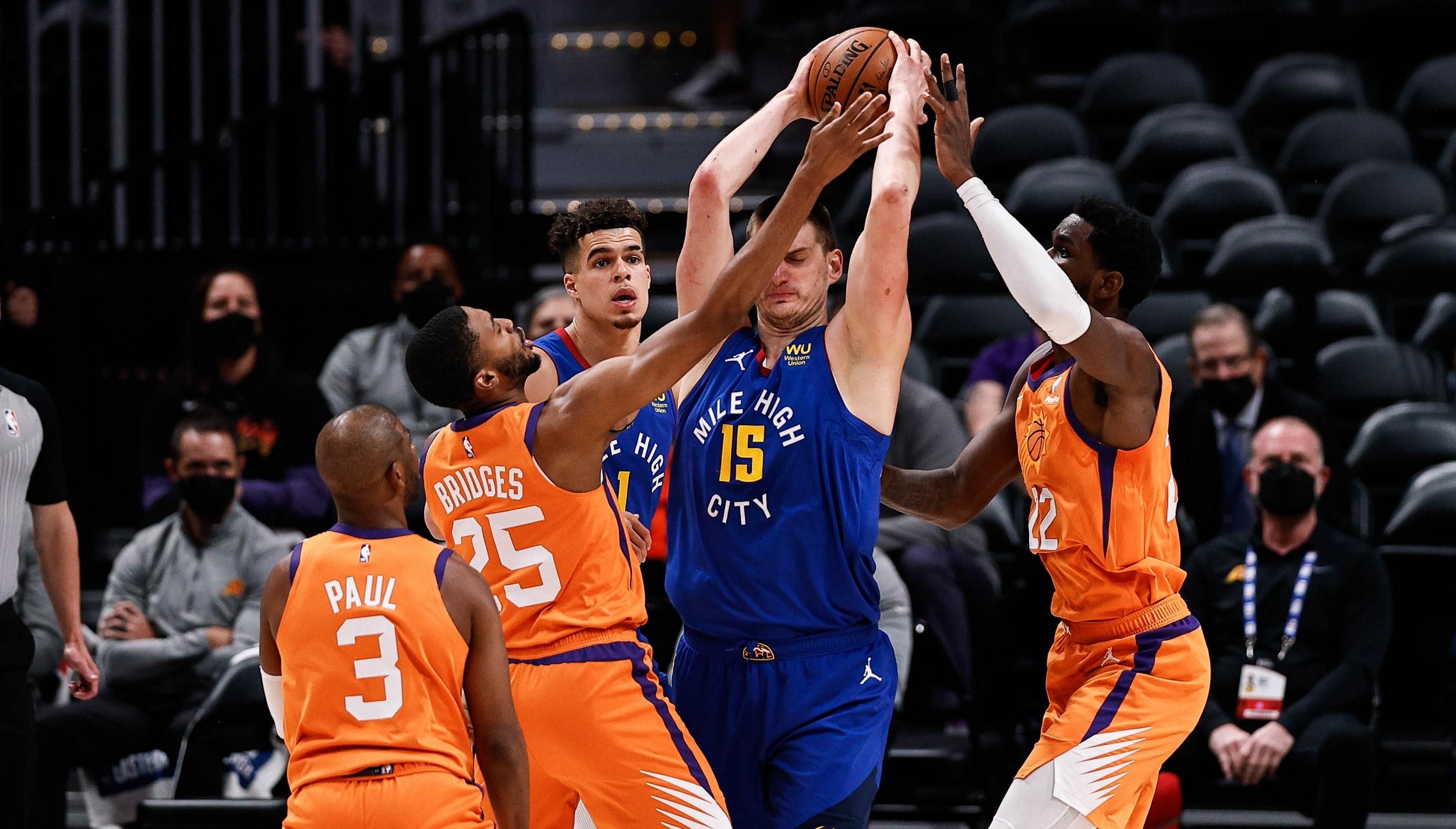 Game Recap: Suns 116, Nuggets 102
