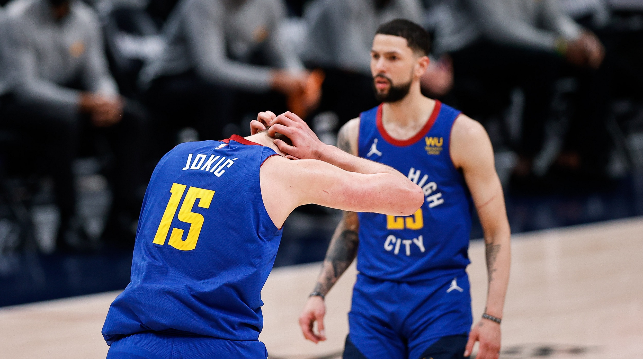 Down 3-0, history doesn't bode well for Denver Nuggets