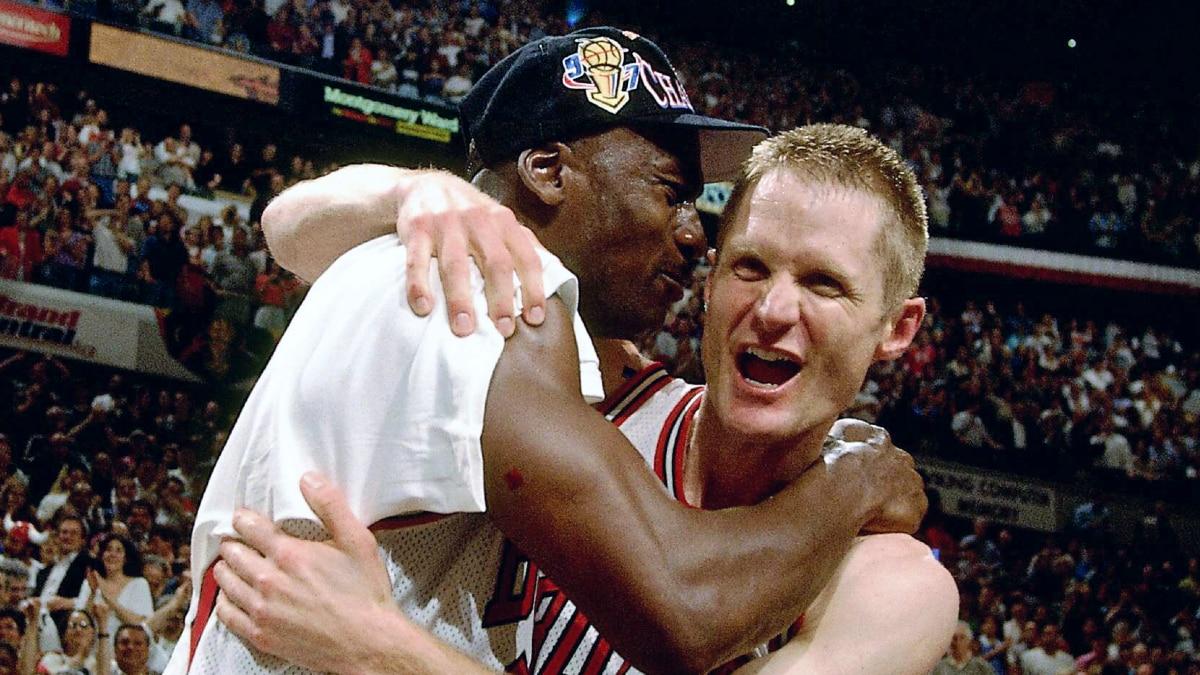 Top NBA Finals moments: Steve Kerr's jumper sinks Jazz in 1997