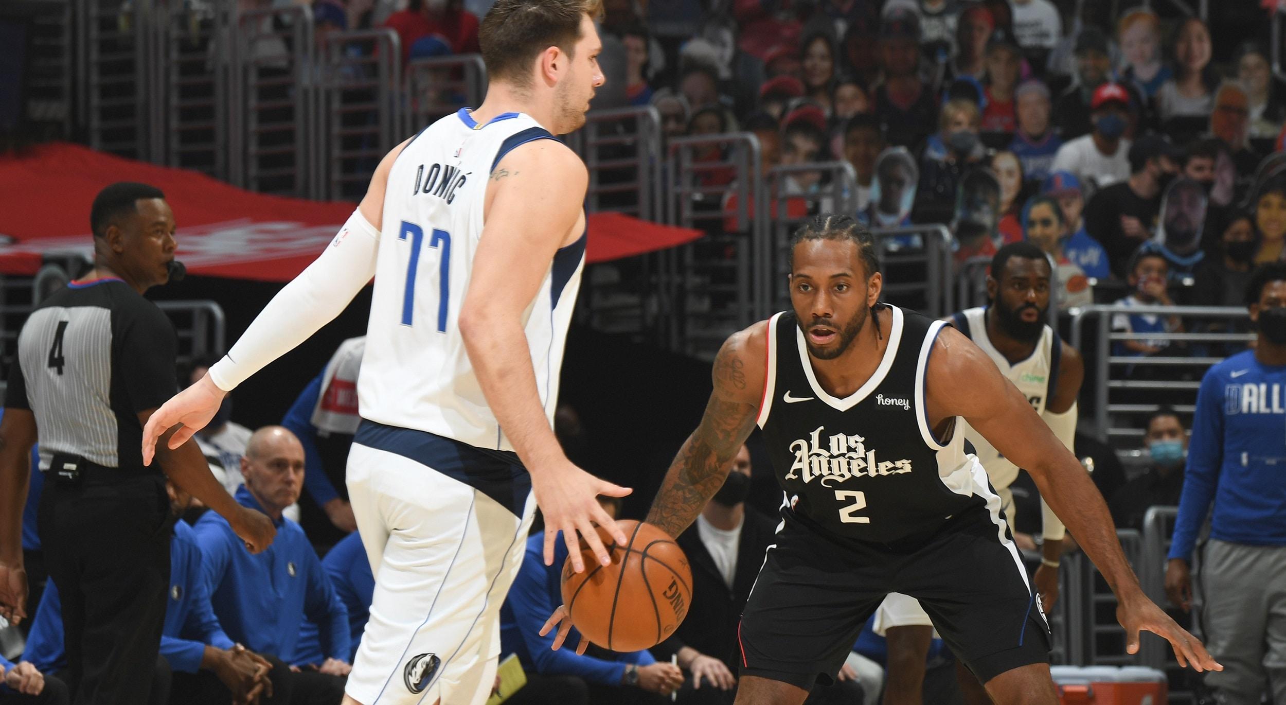 Game Recap: Clippers 126, Mavericks 111