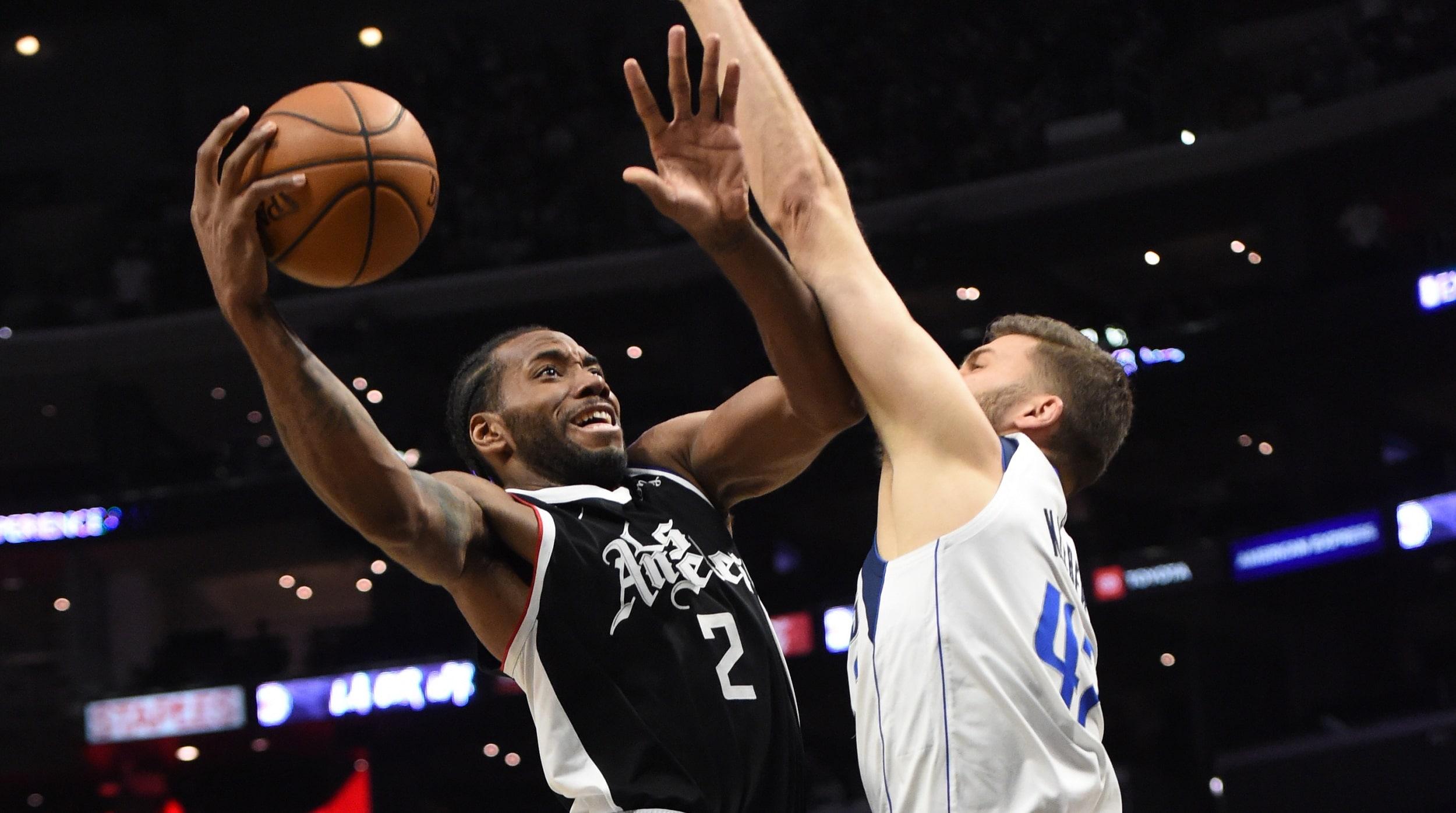 Kawhi Leonard, LA Clippers eliminate Dallas Mavericks in Game 7