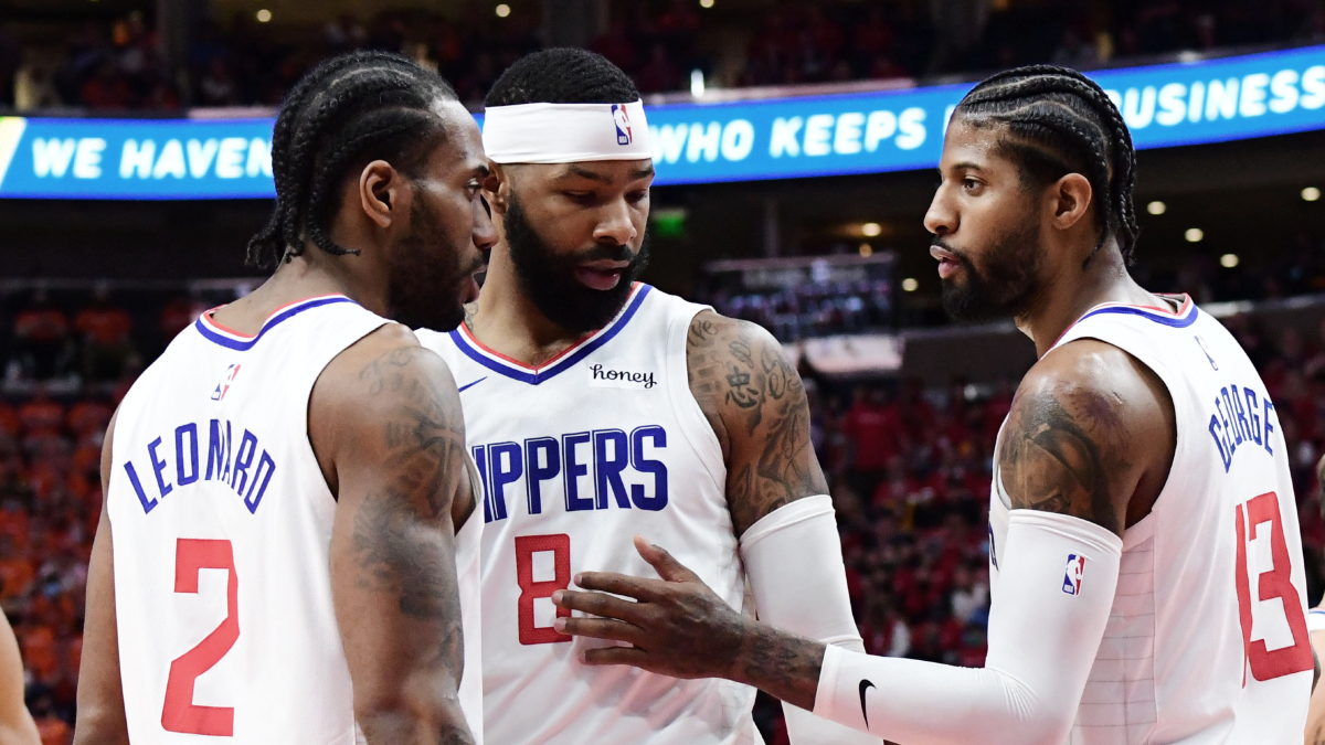Clippers need Kawhi Leonard, Paul George to seize spotlight from Donovan Mitchell