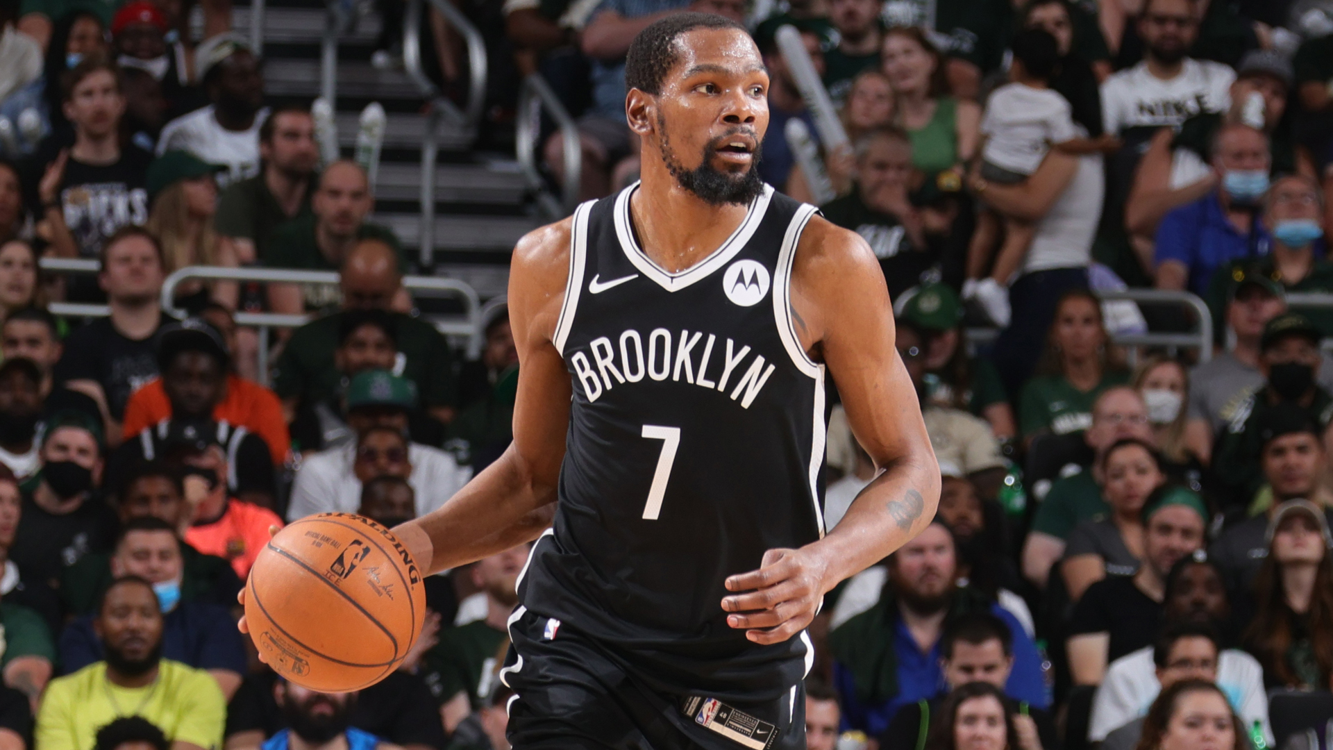 Kevin Durant agrees to 4-year contact extension with Nets