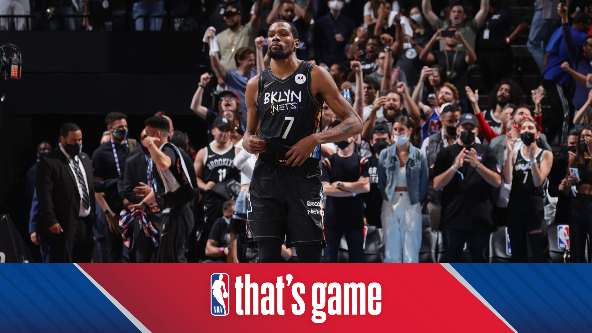 Kevin Durant delivers historic 49-point performance in Game 5
