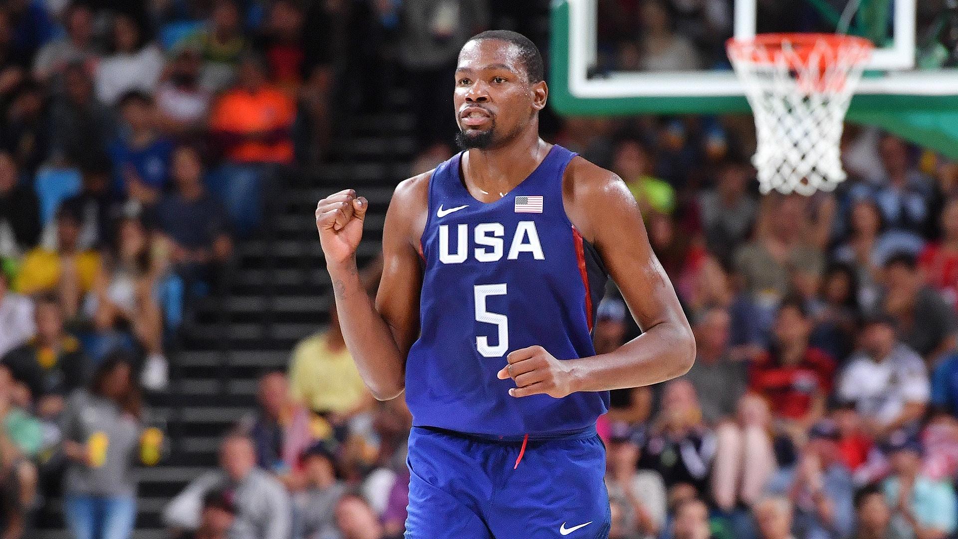 USA Basketball: Schedule