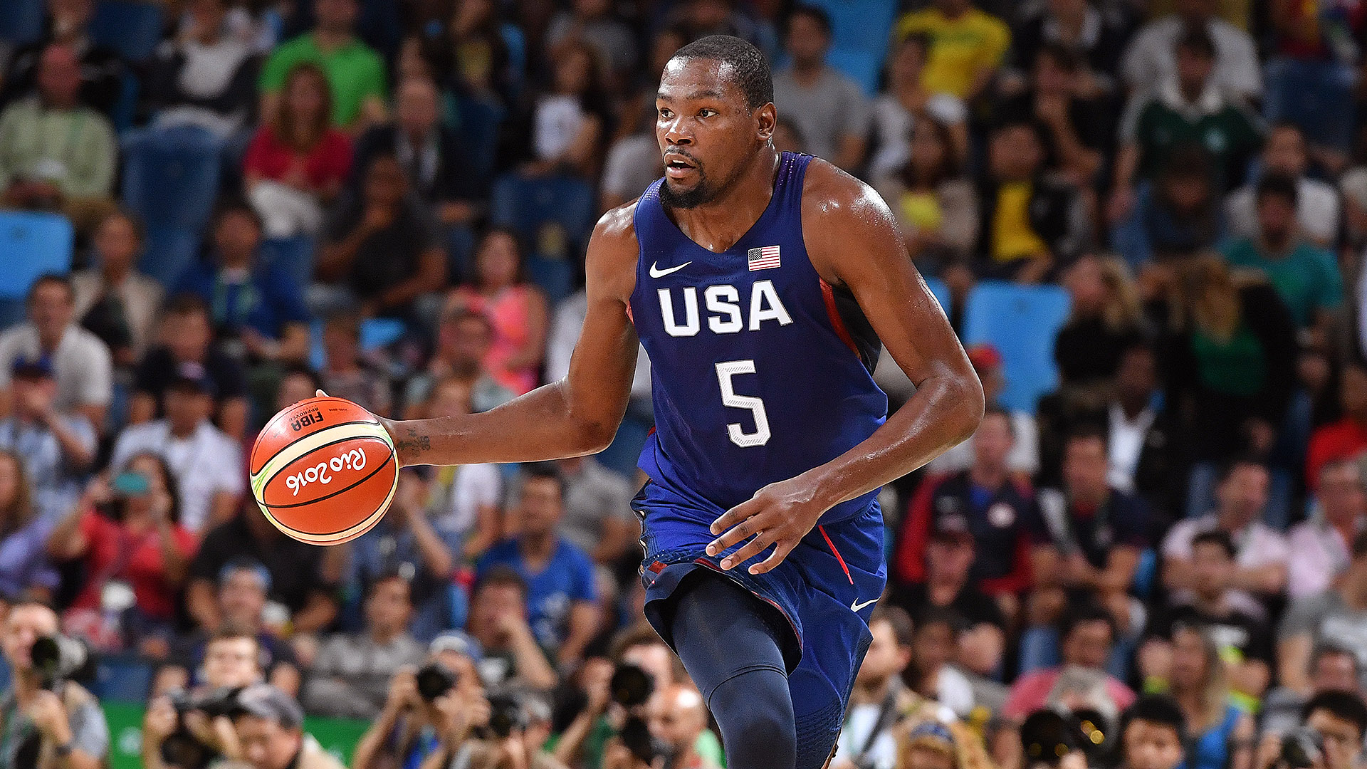 USA Basketball announces Olympic team roster
