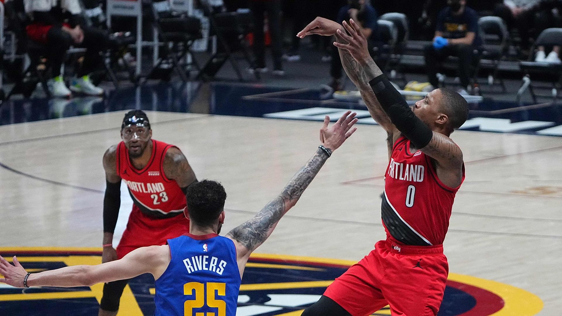 Denver tops Portland in a 2OT Instant classic