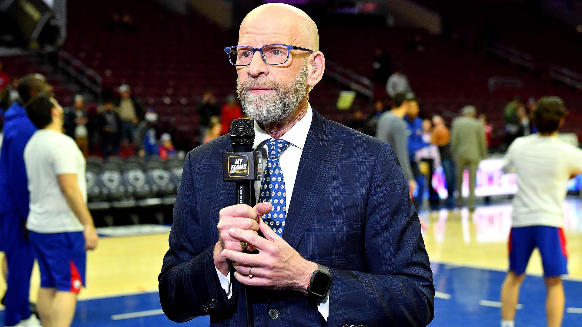 Marc Zumoff, longtime voice of 76ers, announces retirement