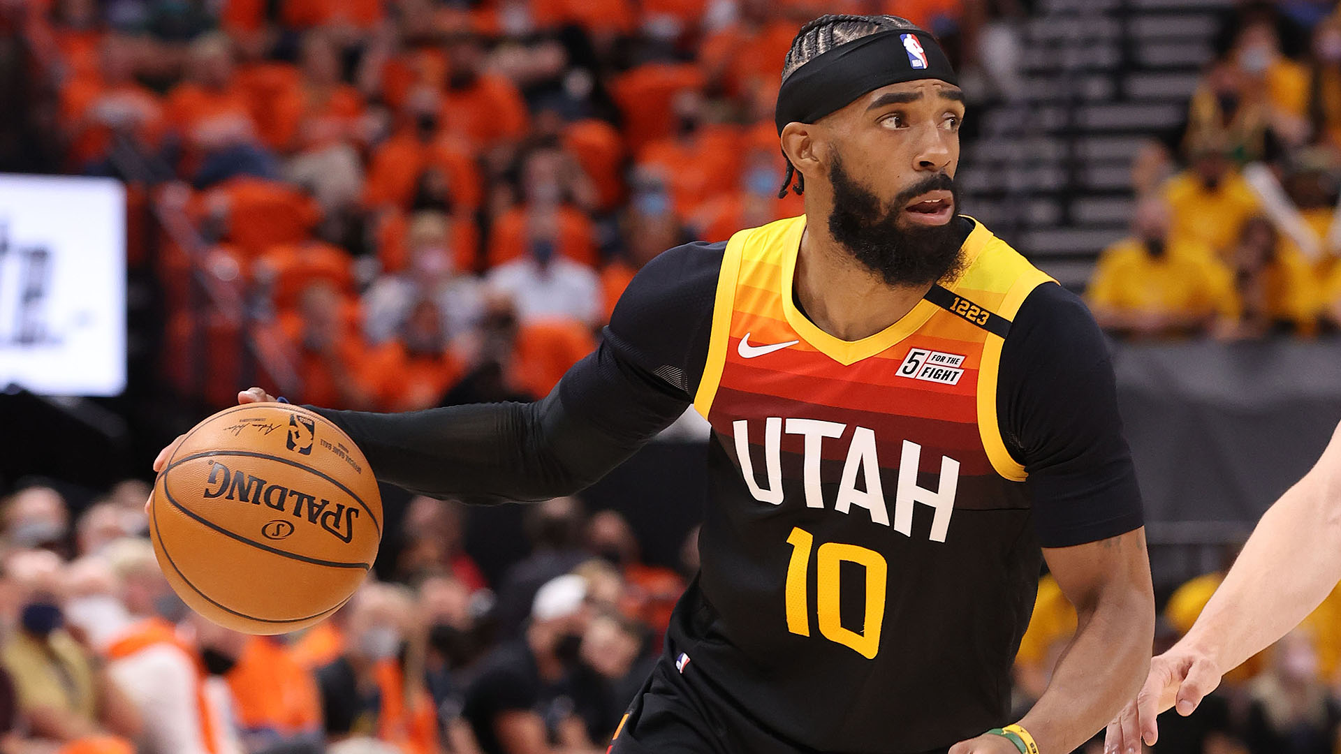 Jazz guard Mike Conley out for Game 1 vs. Clippers