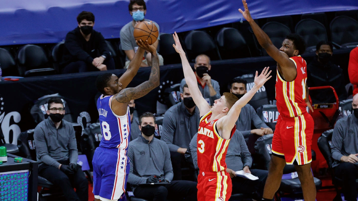 Shake Milton provides game-changing spark for Sixers in Game 2