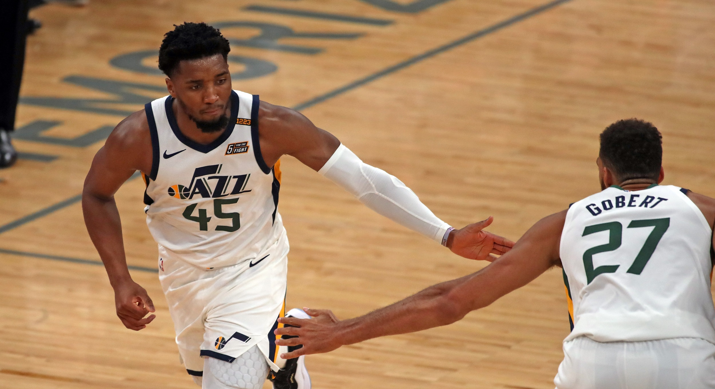 Utah Jazz prospects healthy with 3-1 lead, Donovan Mitchell leading way