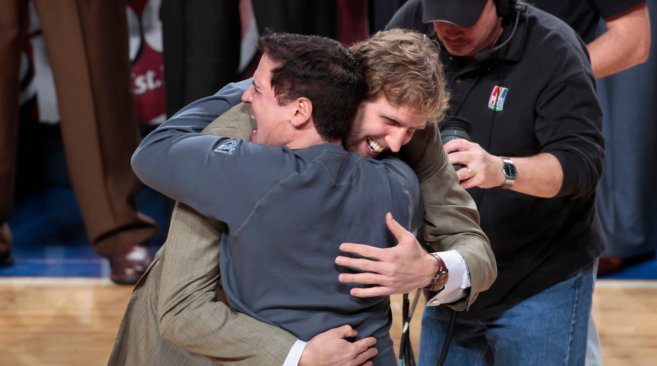 Dirk Nowitzki joins Mavericks as special advisor