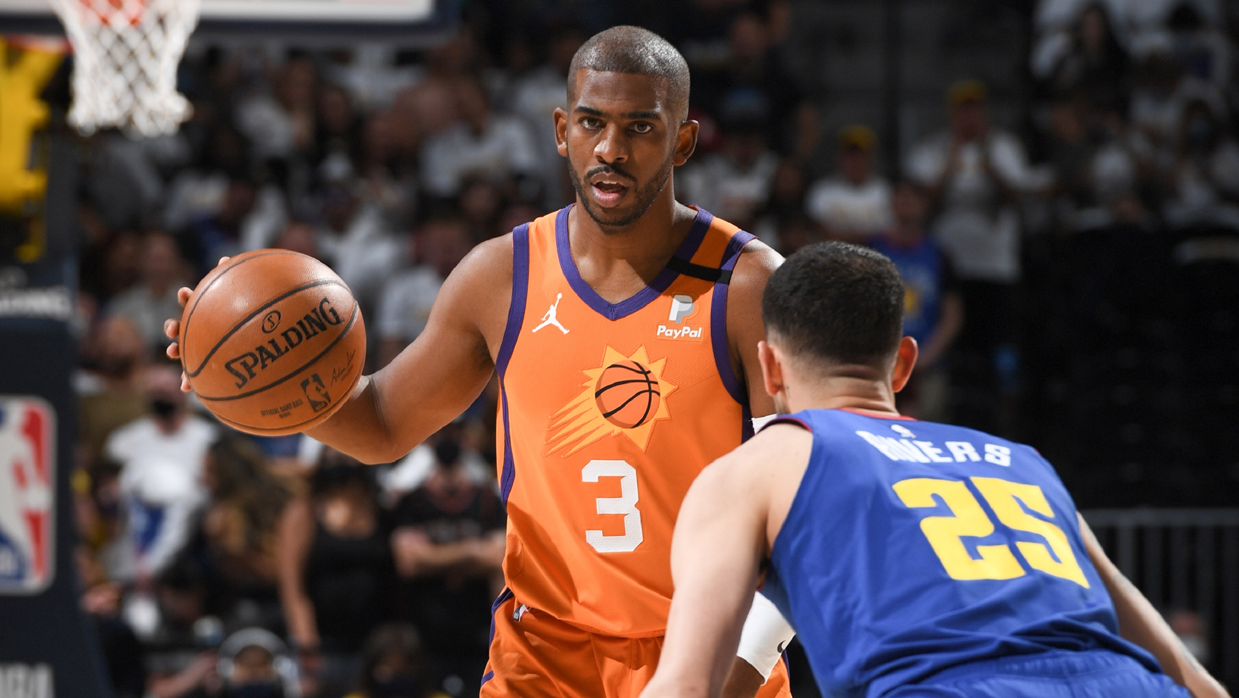 Suns stand on verge of Western Conference finals