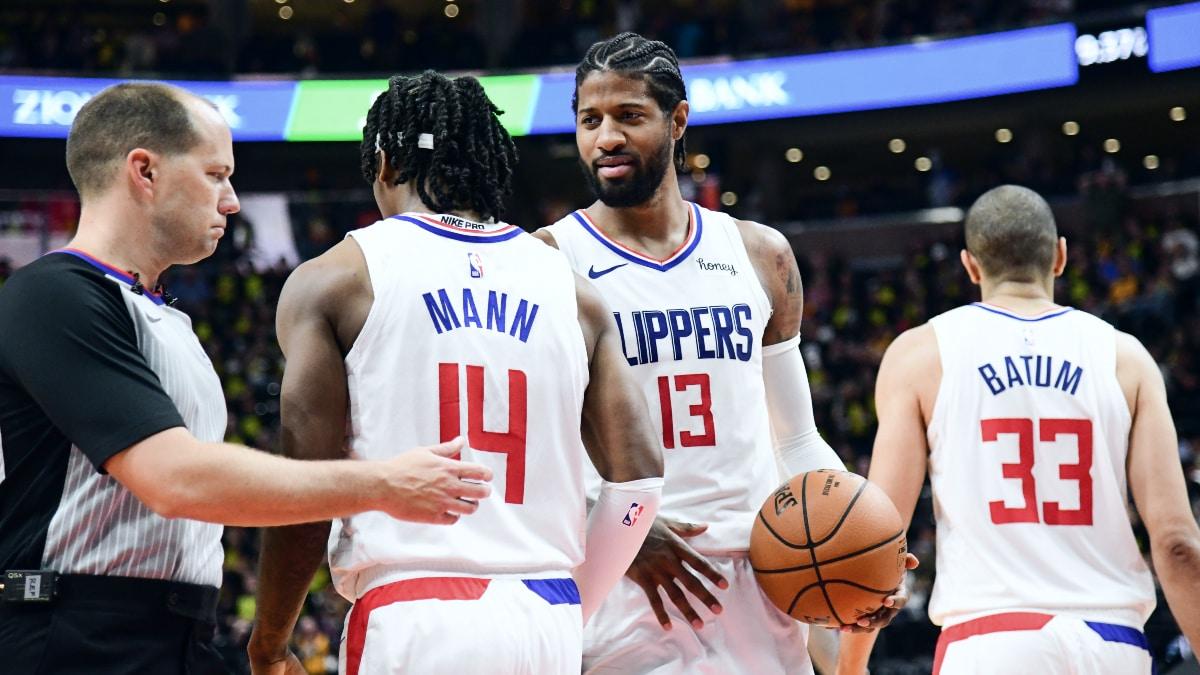 Game Recap: Clippers 119, Jazz 111
