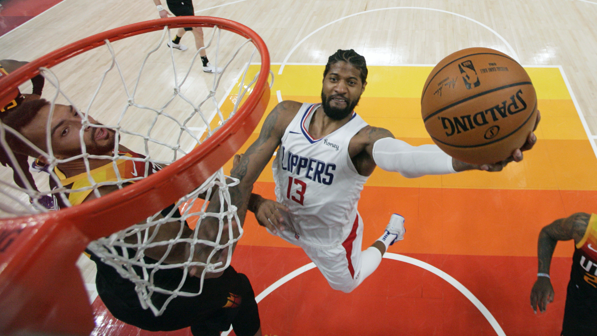 Clippers survive first game without Kawhi Leonard, grab 3-2 series lead