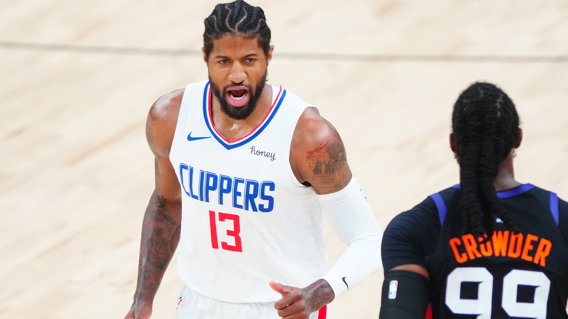 Clippers resolute despite 1-0 hole in West finals