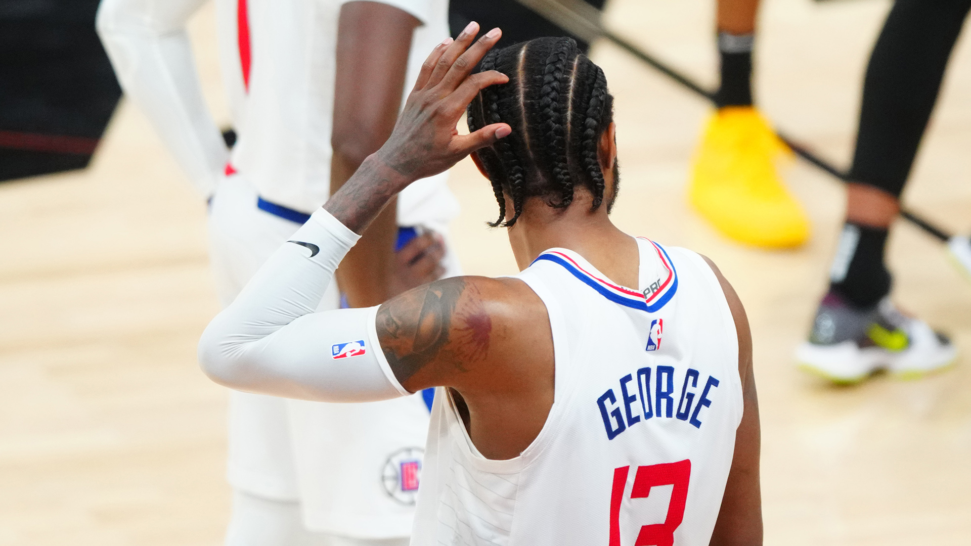 Down 2-0 again, LA Clippers know this time will be 'much tougher'