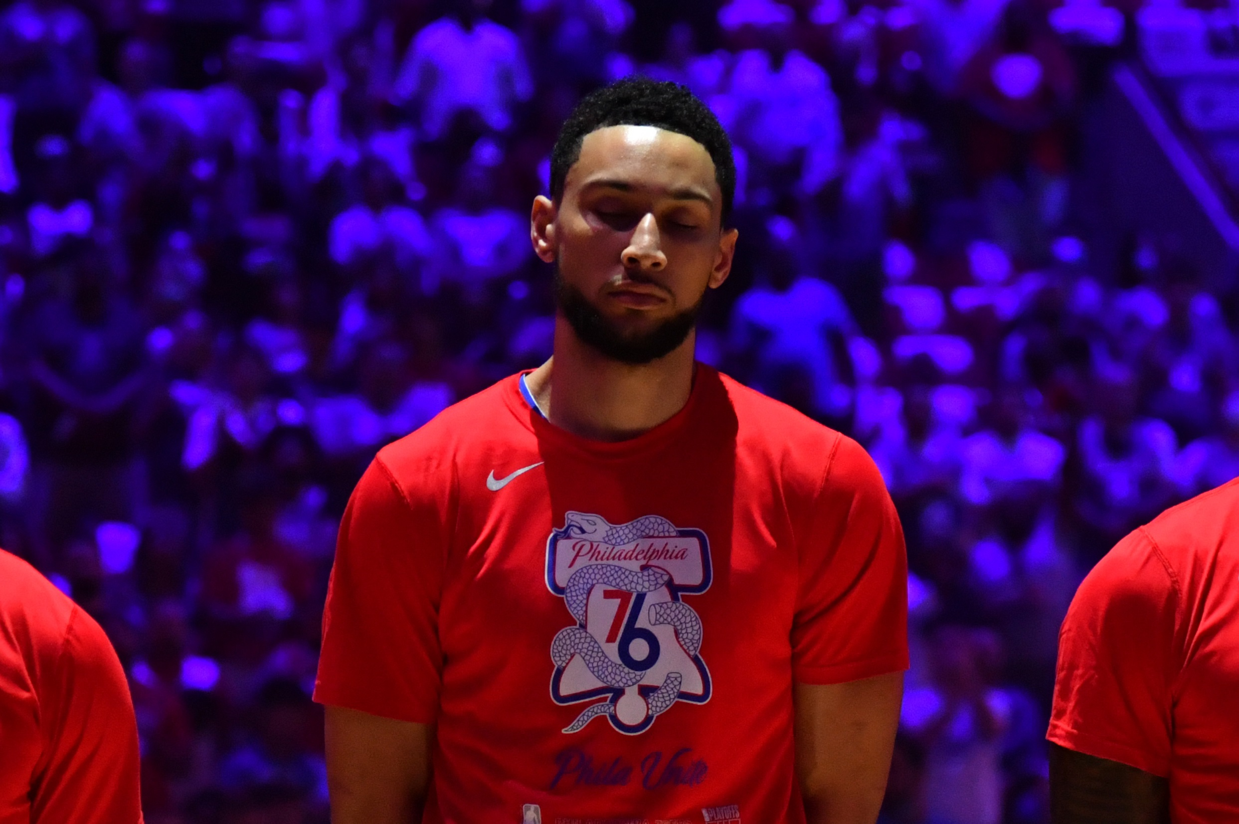 Ben Simmons withdraws from Australia Olympic squad