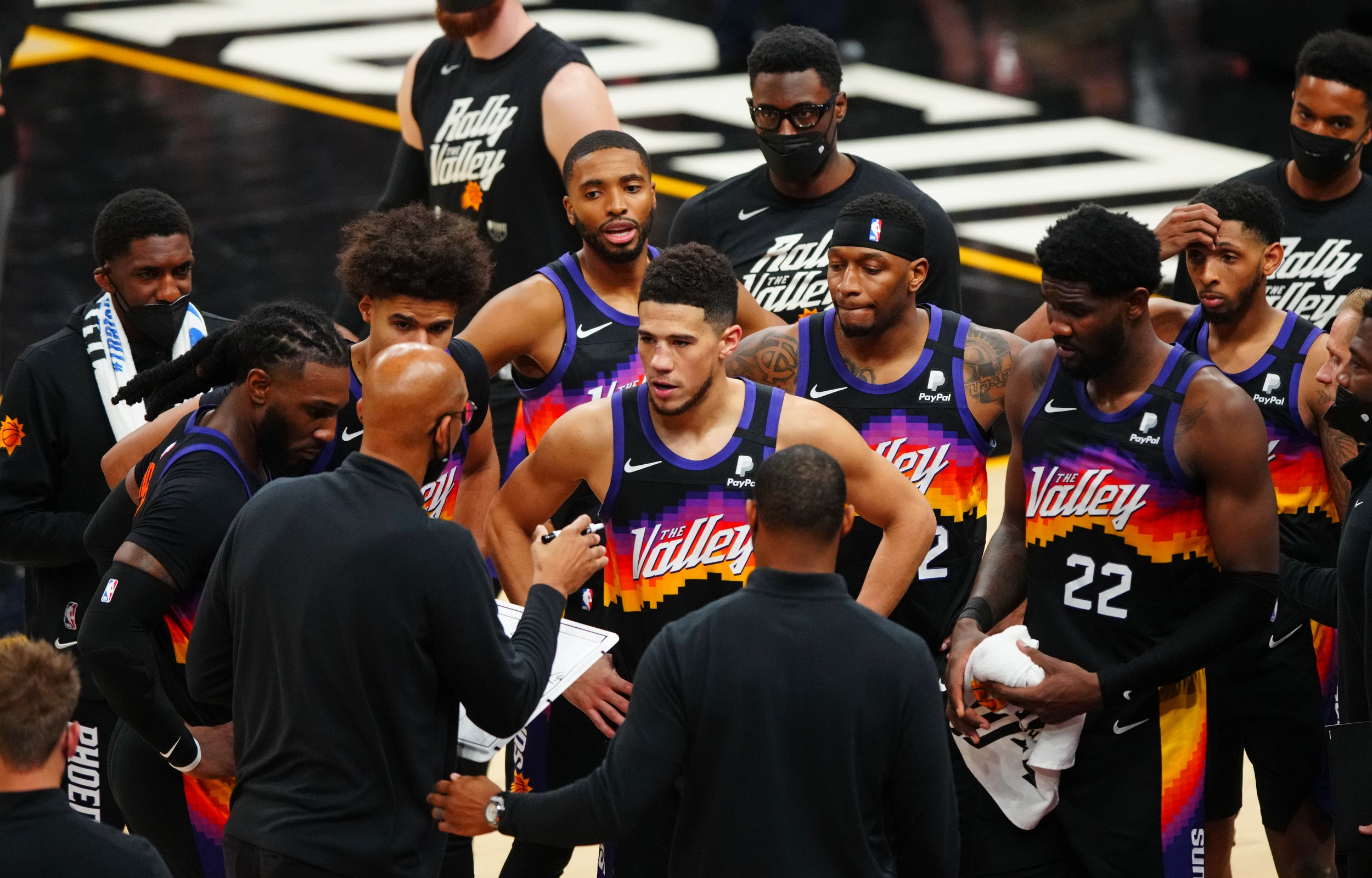 Phoenix Suns expect fight from LA Clippers as Chris Paul nears return