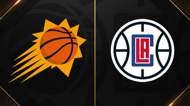 2021 Playoffs: West Final | Suns (2) vs. Clippers (4)