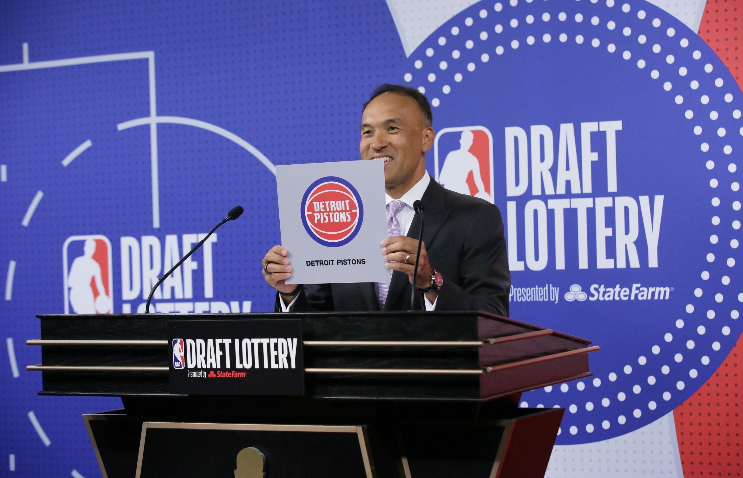 Full 2021 NBA Draft order: Picks 1-60