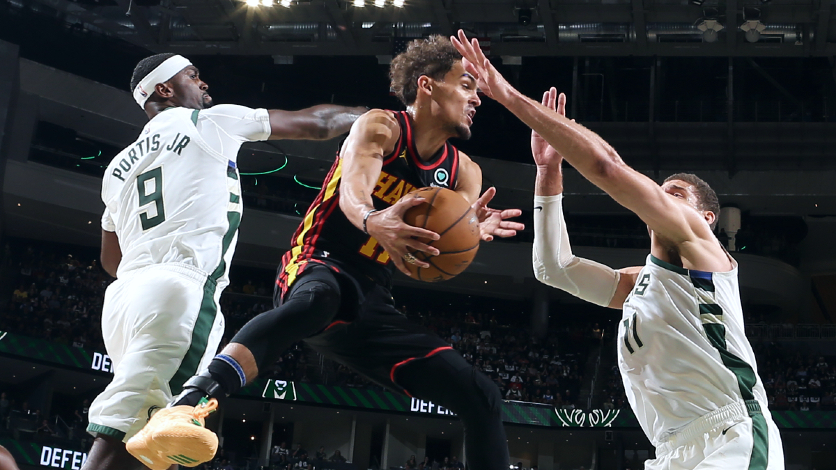 Trae Young, Hawks look to regroup at home in Game 3 against Bucks