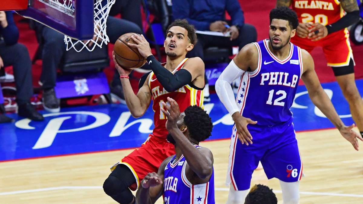 Excellent execution: Hawks shred 76ers defense to make historic comeback
