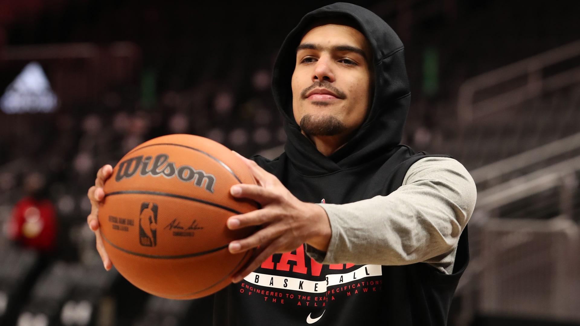 Trae Young & Jamal Murray become first NBA Wilson Advisory Staff members
