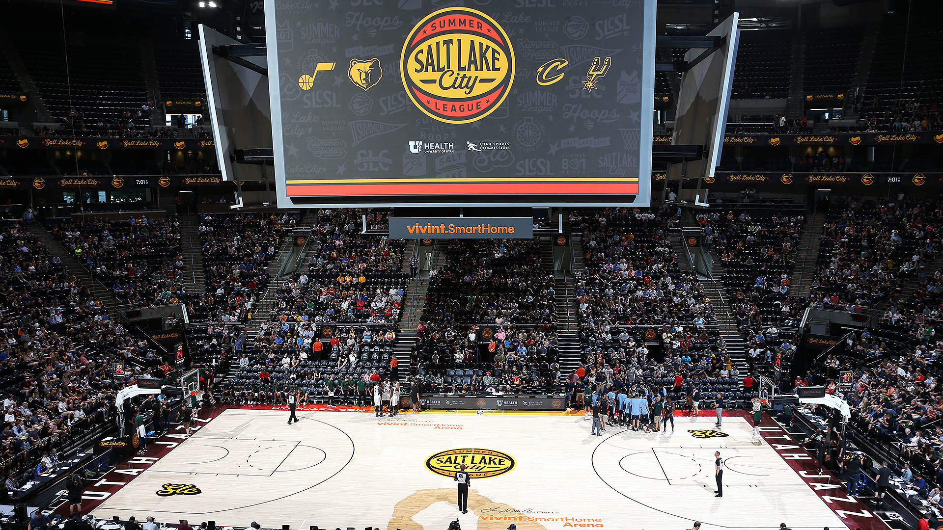 Salt Lake City Summer League tips off Aug. 3