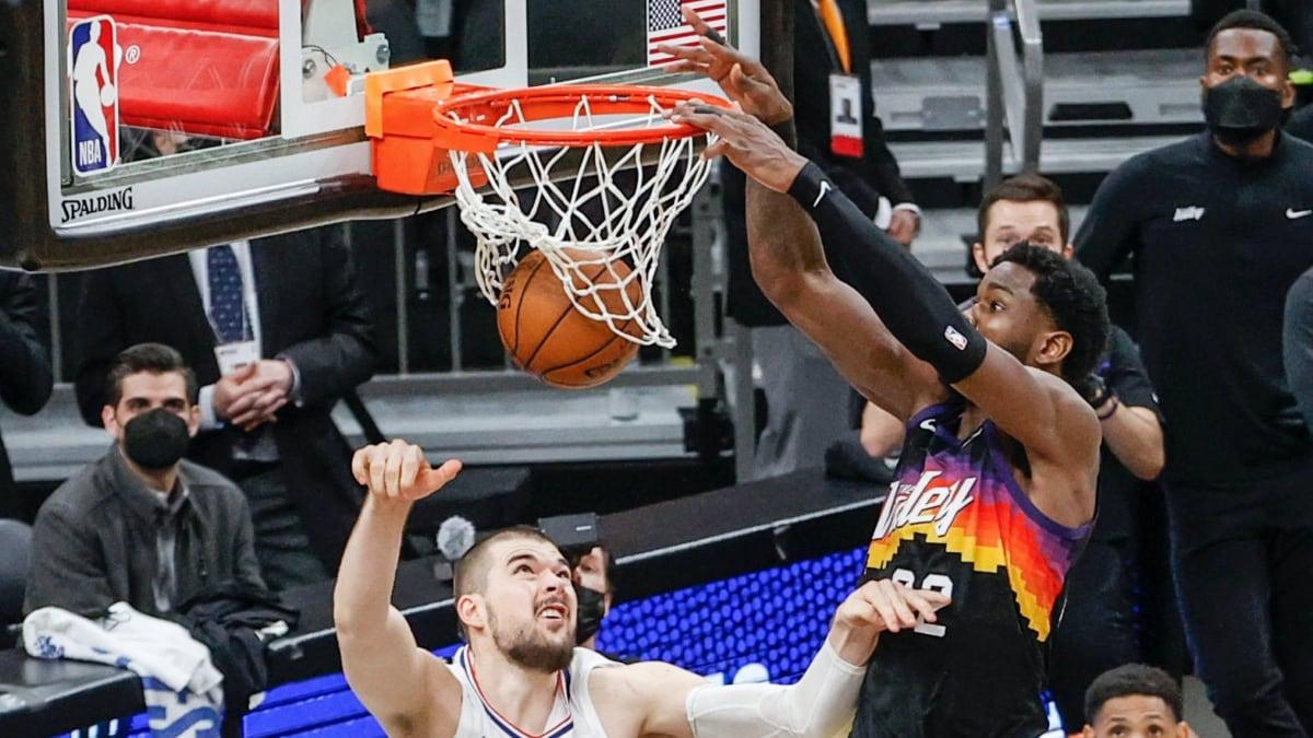 Inside the NBA: Breaking down Ayton's game-winner