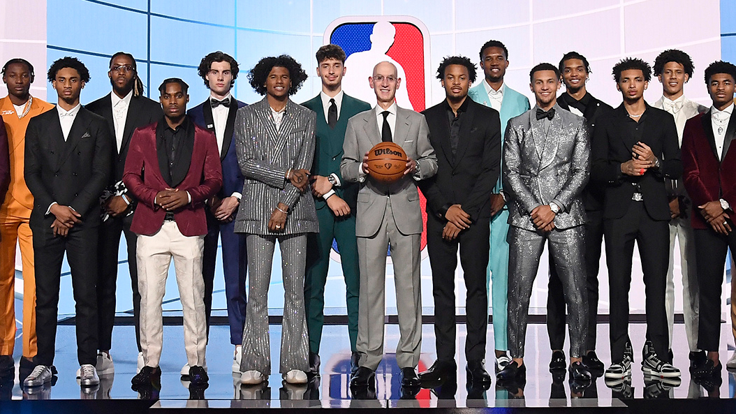 Ultimate Highlight: Sights & sounds from 2021 NBA Draft