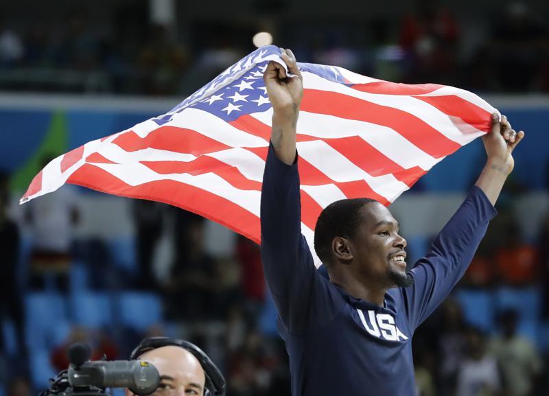 Team USA seeks 4th consecutive Olympic basketball gold