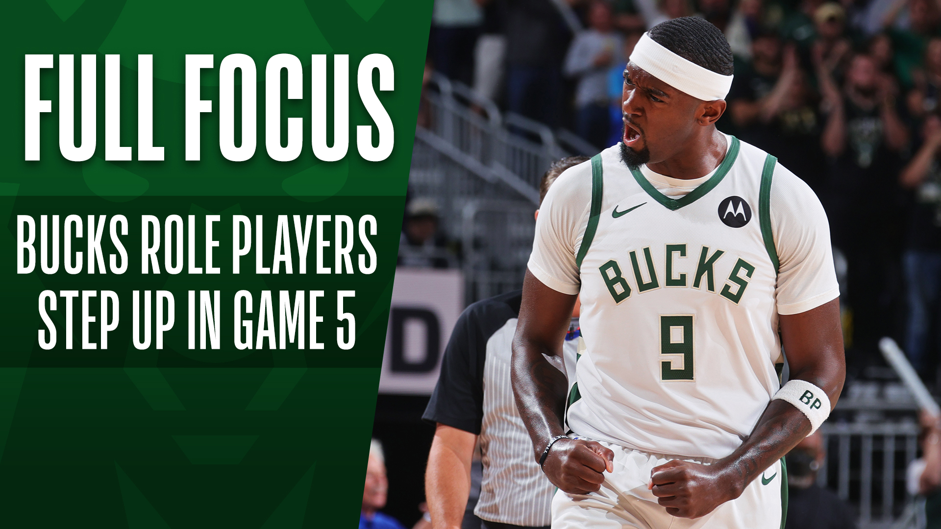 Full Focus: Bucks 'others' do damage in the paint