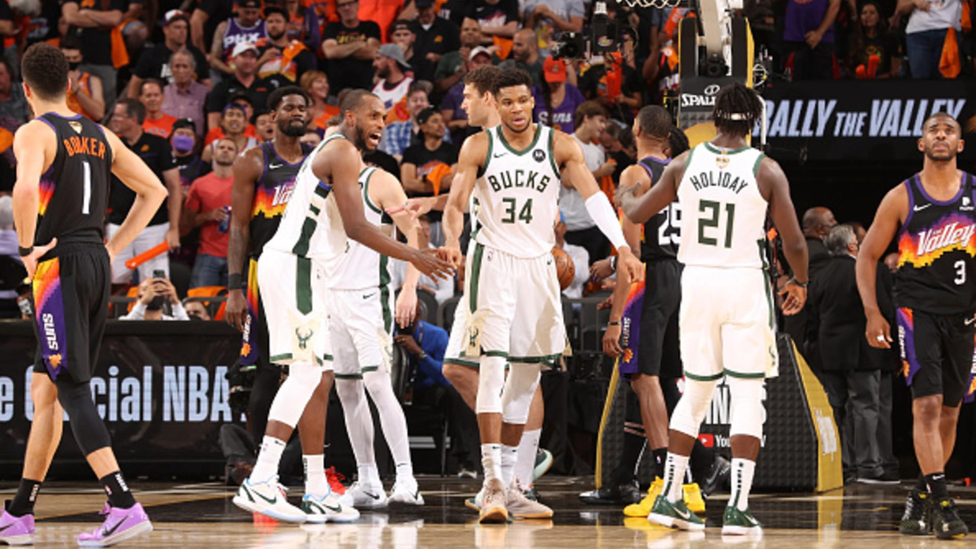 The Wrap: Full coverage from Game 5 of the 2021 NBA Finals ...