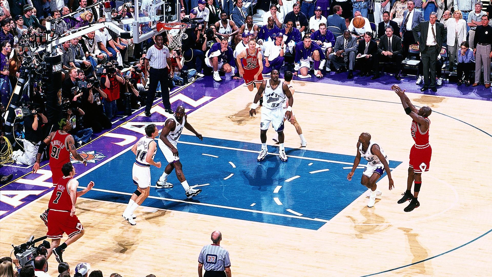 NBA Top Moments: 1990s
