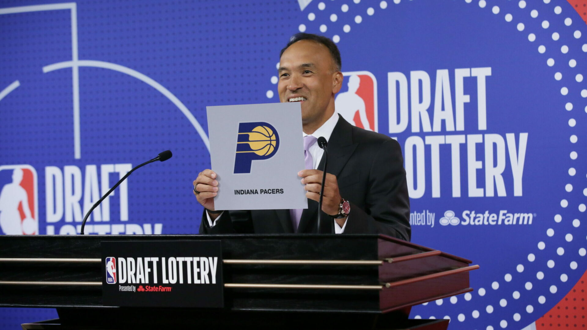 Reports: Pacers acquire 31st pick from Bucks
