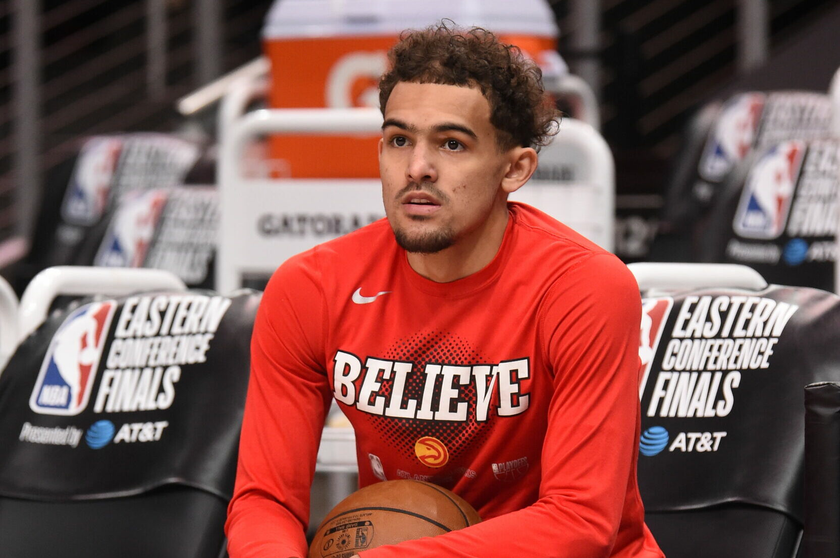 Hawks' Trae Young (foot) sidelined for Game 5 vs. Bucks