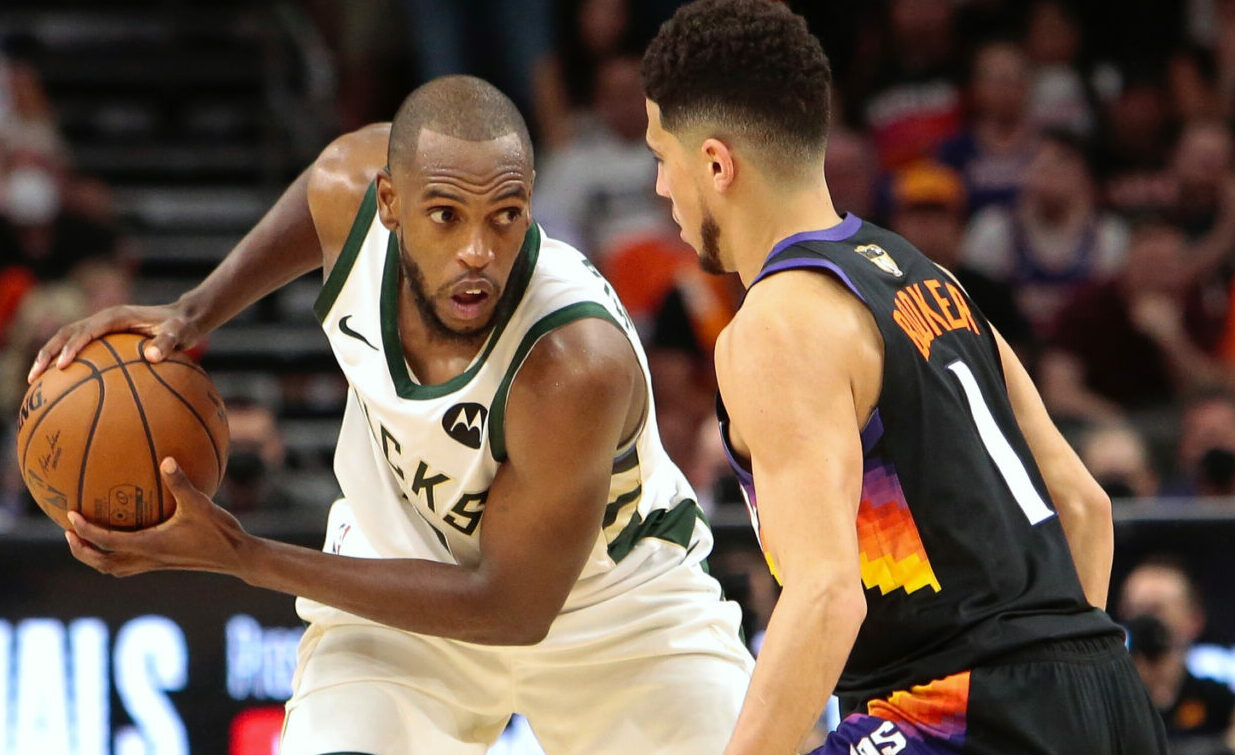 Devin Booker, Khris Middleton, Jrue Holiday to go from rivals to Olympic teammates