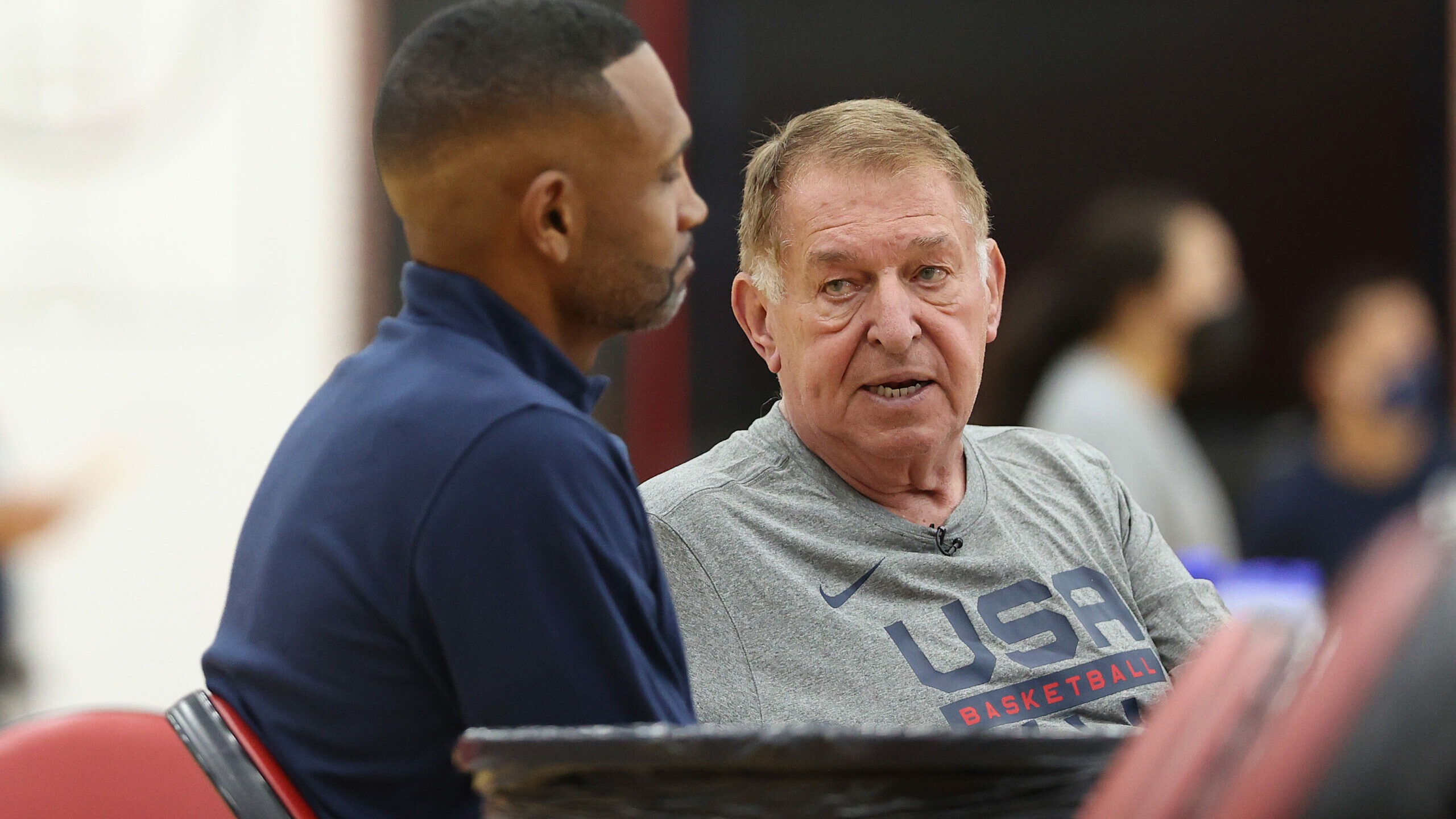 Jerry Colangelo seeks golden finish to time leading USA Basketball