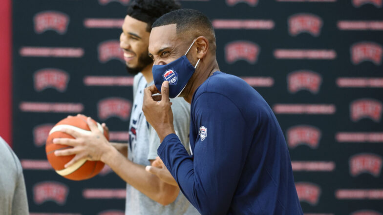 After Olympics, Grant Hill to take USA Basketball men's lead