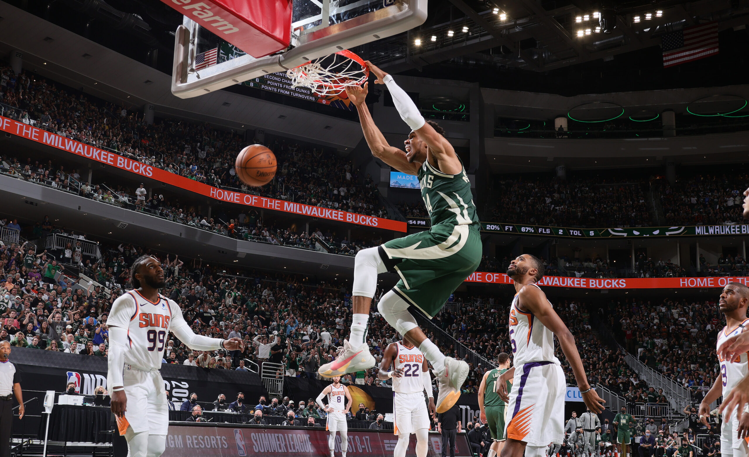 Finals MVP Ladder: Giannis Antetokounmpo powers his way to the top after Game 3