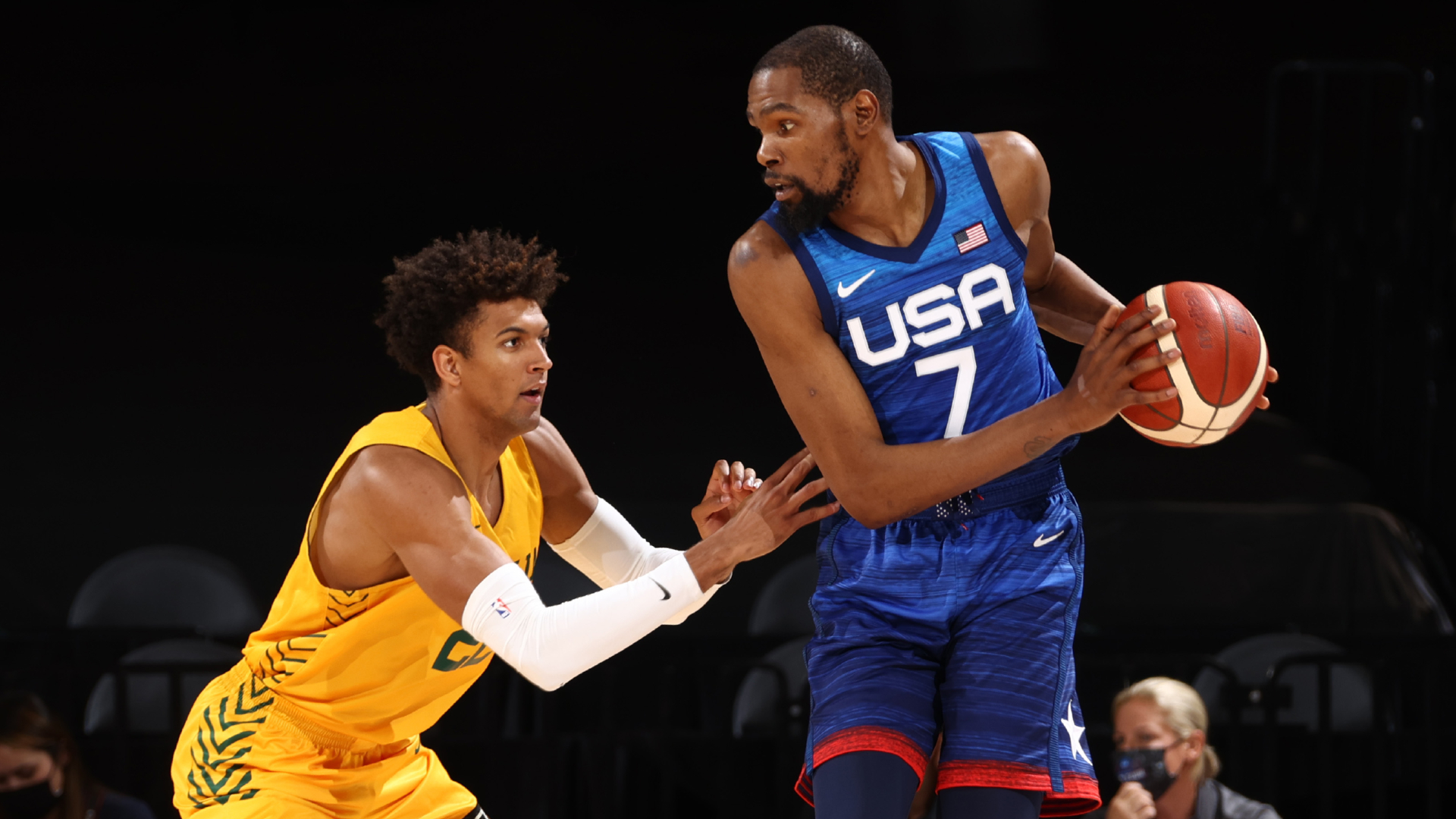 Olympic Basketball Preview: Field loaded with NBA talent