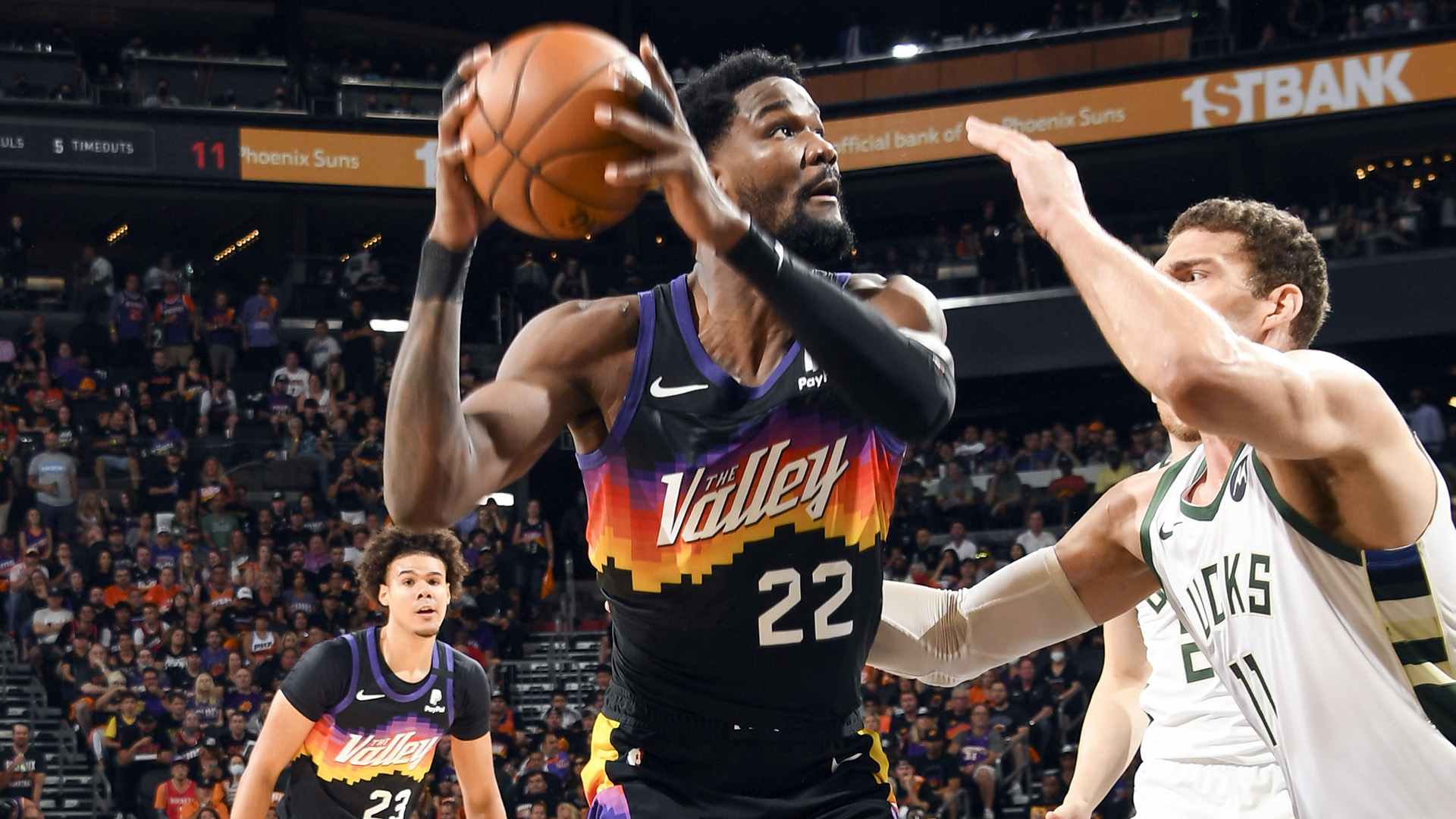 Ayton could help Suns extend to Game 7