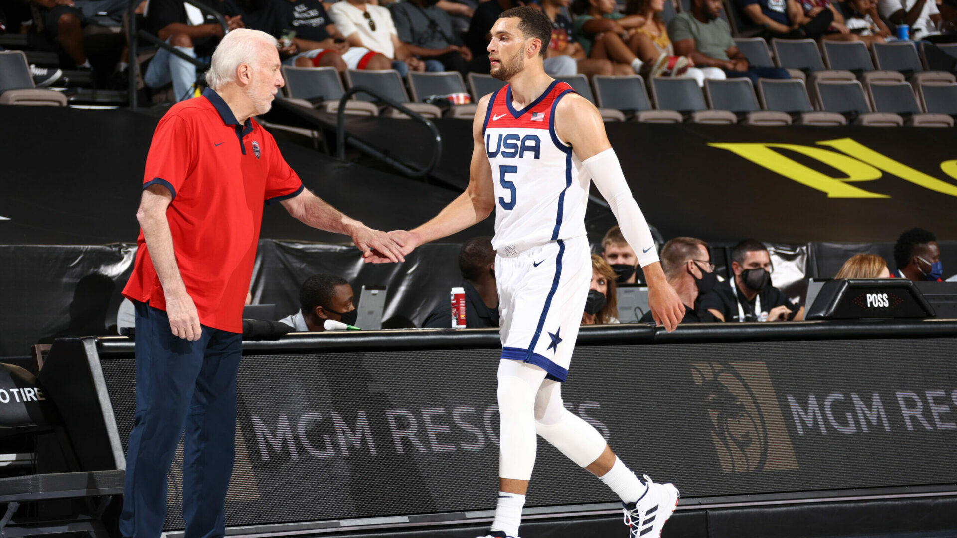 Zach LaVine clears health and safety protocols, will join Team USA in Tokyo