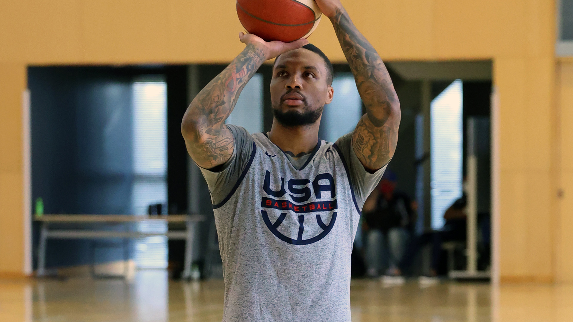 Lillard, Team USA look to regroup after loss to France