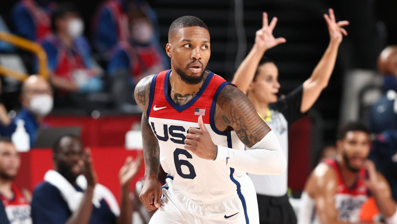 Team USA bounces back with 54-point rout of Iran
